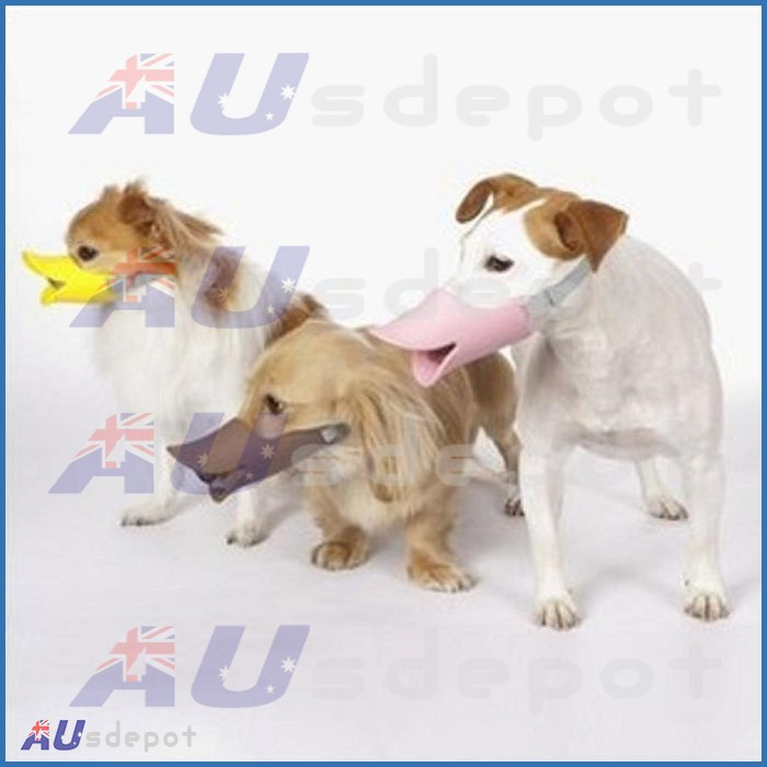 Adjustable Pet Dog NO Bite Plastic Basket Muzzle Cage Mouth Mesh Cover