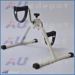 Easy Armchair Leg Arm Exercise Bike Pedal Cycle Machine